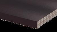 Фанера ламинированная 18 мм гладкая-гладкая 1250х2500 мм Китай