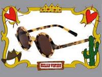 Dolce & Gabbana представляет очки, проникнутые духом вестернов