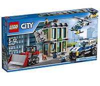 LEGO® City Ограбление на бульдозере 60140