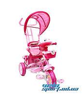 Велосипед детский трехколесный Panda (розовый)