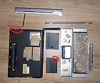 Корпус HP Pavilion dv6000 dv6700 (средняя часть и нижняя часть панель кнопок)