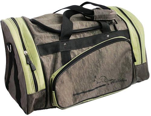 Небольшая дорожная сумка 38 л. Wallaby (Валлаби) 371. Цвет в ассортименте