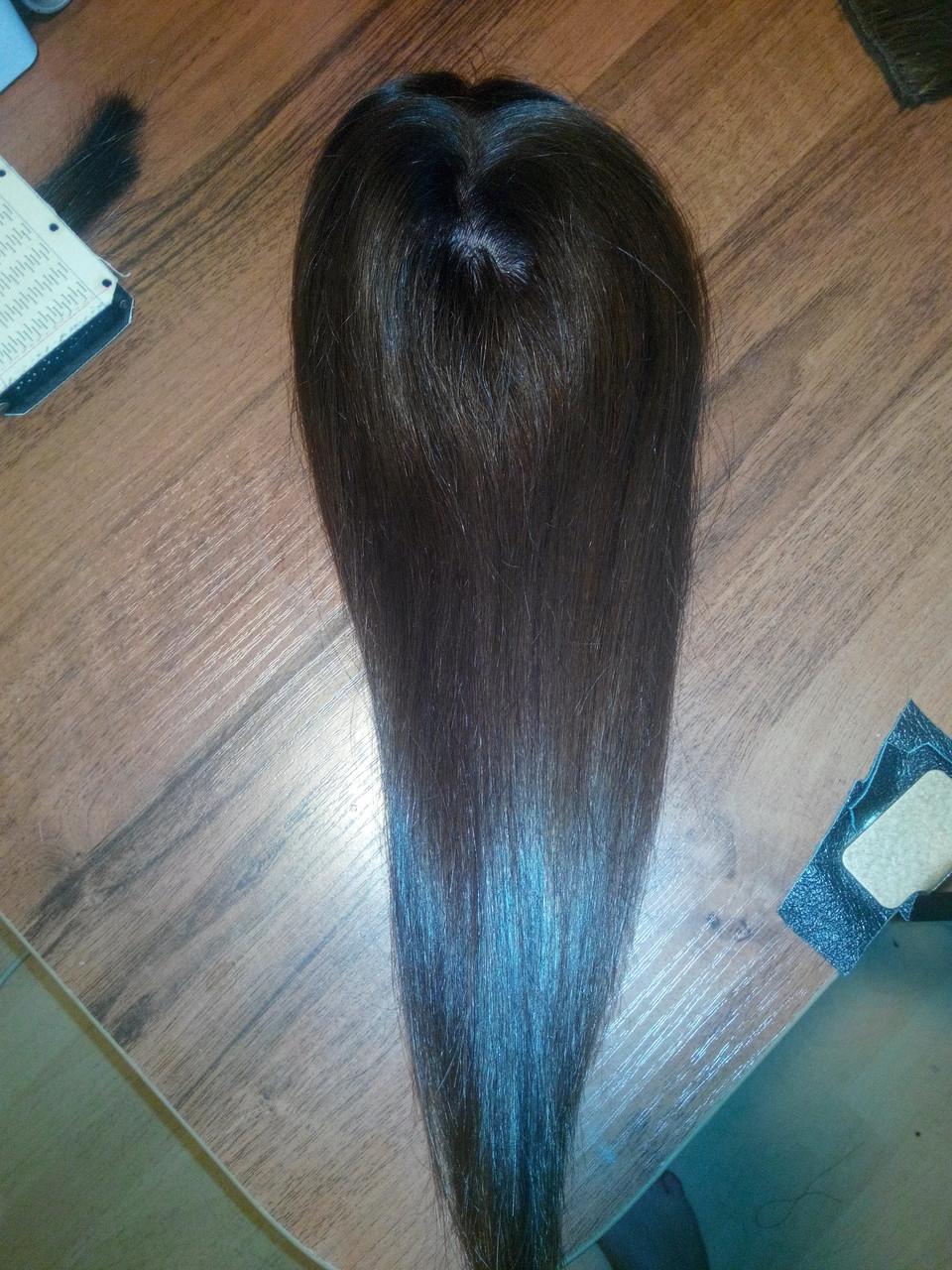 Накладки натуральных волос