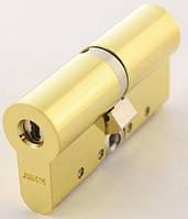 Цилиндр замка Abloy Protec 2 CY 322 102мм (46x56) латунь KILA ключ-ключ