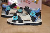 Летние  босоножки сандалии для мальчика 21 -26