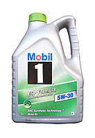 Масло моторное MOBIL ESP Formula 5W30, 5л