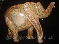 Слон оникс 12,00 дюймов, фото 1