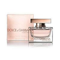 Парфюмированная вода D&G Rose The One 75 ml.