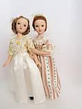 """Коллекционная кукла """"Дамы эпохи"""" в белом (18 см.), фото 7"""