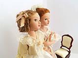 """Коллекционная кукла """"Дамы эпохи"""" в белом (18 см.), фото 3"""