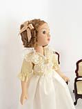 """Коллекционная кукла """"Дамы эпохи"""" в белом (18 см.), фото 4"""