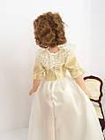"""Коллекционная кукла """"Дамы эпохи"""" в белом (18 см.), фото 5"""