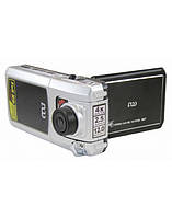 Видео регистратор F-900L, Full HD, 12 Мп, встроенный микрофон. Авто-регистратор для безопасности