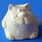 Статуэтка Кот с пластырем s01008-05