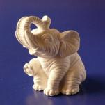 Статуэтка Слон(средний,с цветочком) s01009-04