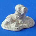 Статуэтка Собака спаниель s01010-04
