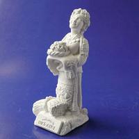 Статуэтка Казачка с хлебом-солью s01101-11