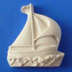 Барельеф Кораблик №2(гладкий парус) b05002