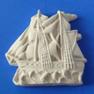 Барельеф Кораблик №4(большой) b05004, фото 2