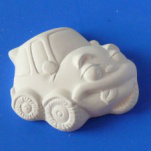 Барельеф Машинка №2(мульт.) b06002