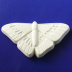 Барельєф Метелик№3(проста) b07003