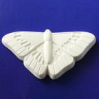 Барельєф Метелик№3(проста) b07003, фото 2
