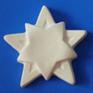 Барельеф Звезда (двойная) b09004