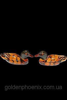 Утки мандаринки