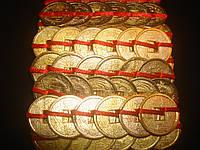Монеты золото фен-шуй 22, фото 1