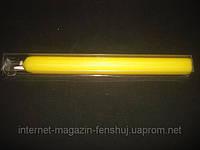 Свеча желтая, фото 1
