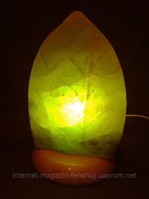 Соляная лампа - Лист