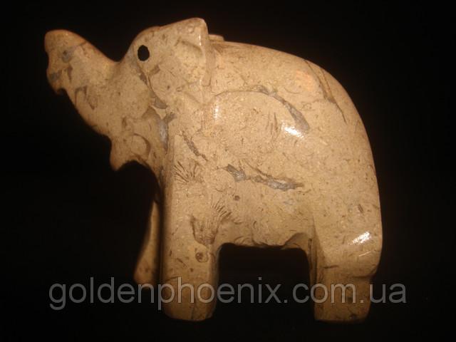 Слон яшма 2,5 дюйма