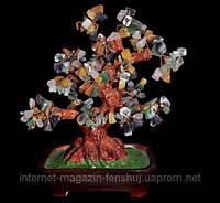 Дерево счастья Самоцвет