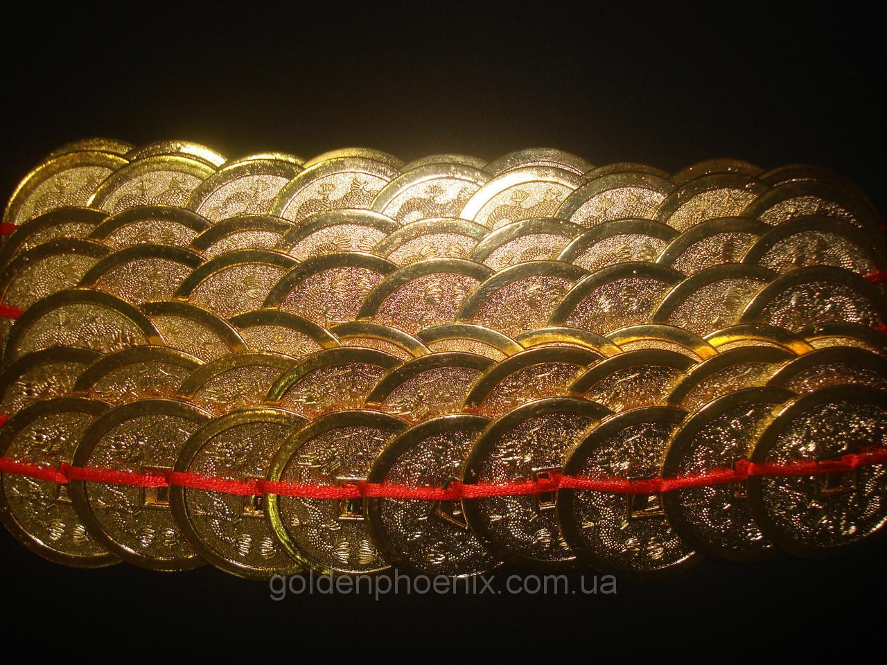 Монеты фен-шуй 40