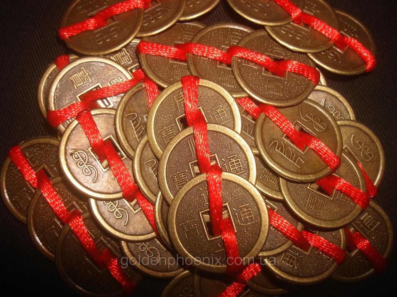 Монета по 3 фен-шуй 2