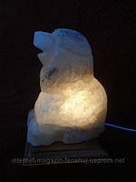Соляная лампа - Лев