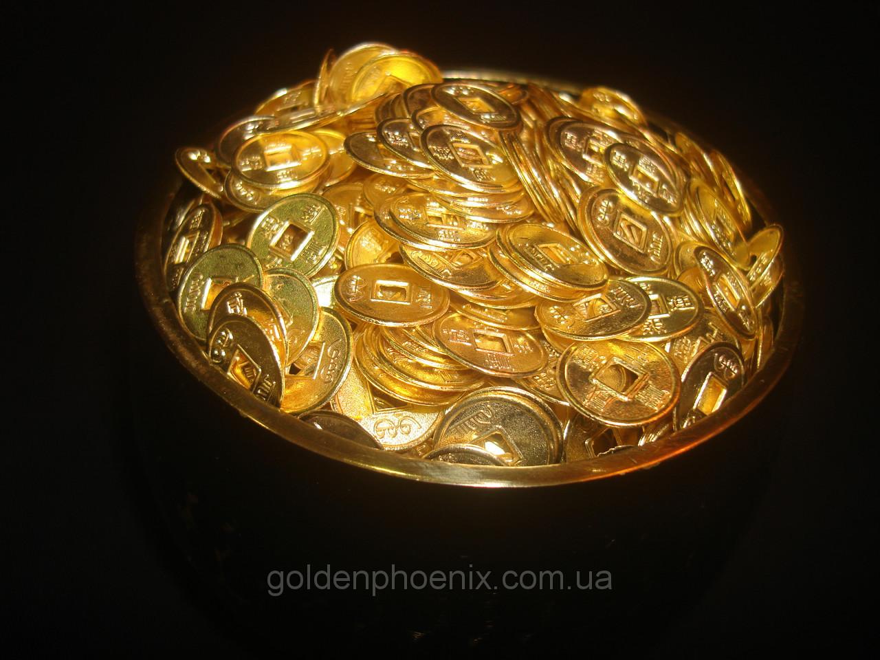 Монеты золото 13