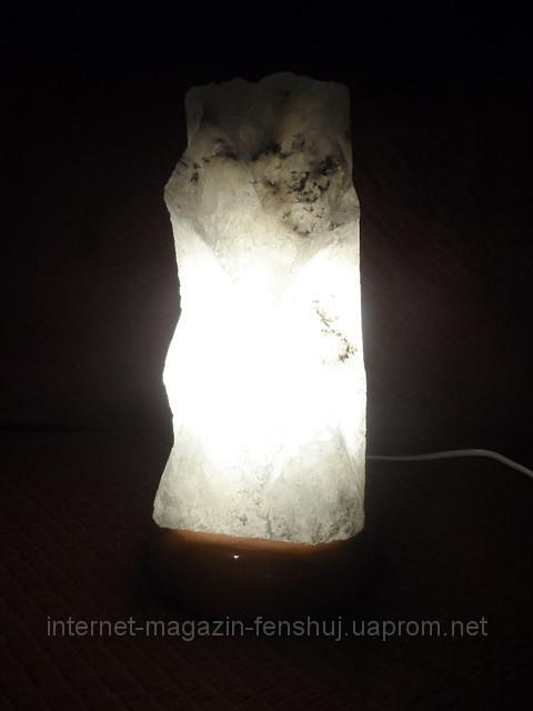 Соляная лампа - Квадрат высокий