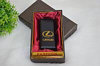 """Зажигалка """"Lexus"""" в подарочной коробочке., фото 1"""