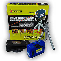 Уровень лазерный на треноге mini - 650 нм - 50 м Housetools 29В902