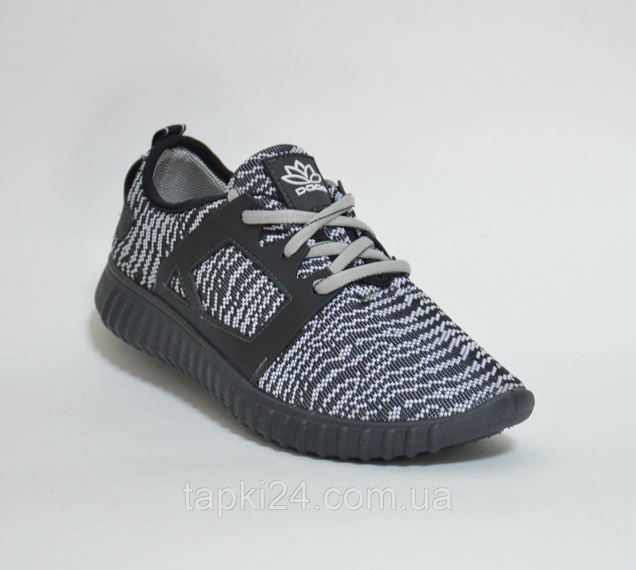 619b70c4 Кроссовки мужские серые Dago 9004 - Обувь оптом от производителя tapki24 в  Хмельницком