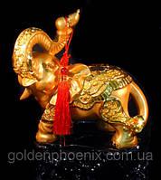 Слон под золото 1