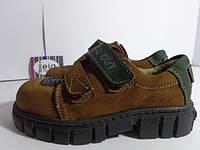 Туфли кожаные, р.26