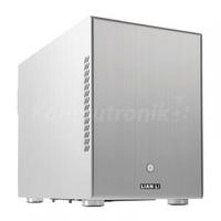 Маленькие типа ITX, Lian, Li, PC-Q35A, Mini-ITX, -, srebrny