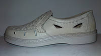 Туфли мужские Tigina 5013 кремовый