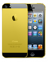 Телефон IPhone 5 GOLD 4Gb+WiFi, фото 1