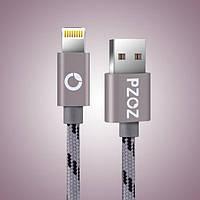 PZOZ USB Кабель Зарядный для iphone 5,6,7