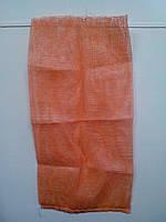 Сетка для ореха оранжевая 55*100