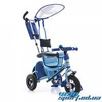 Трехколесный велосипед детский SAFARI (НАДУВНЫЕ КОЛЕСА)