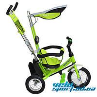 Детский трёхколесный велосипед Azimut Trike BC-15B (большое колесо+спица)